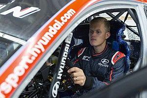 Tanak se presenta con Hyundai y elogia el i20 WRC