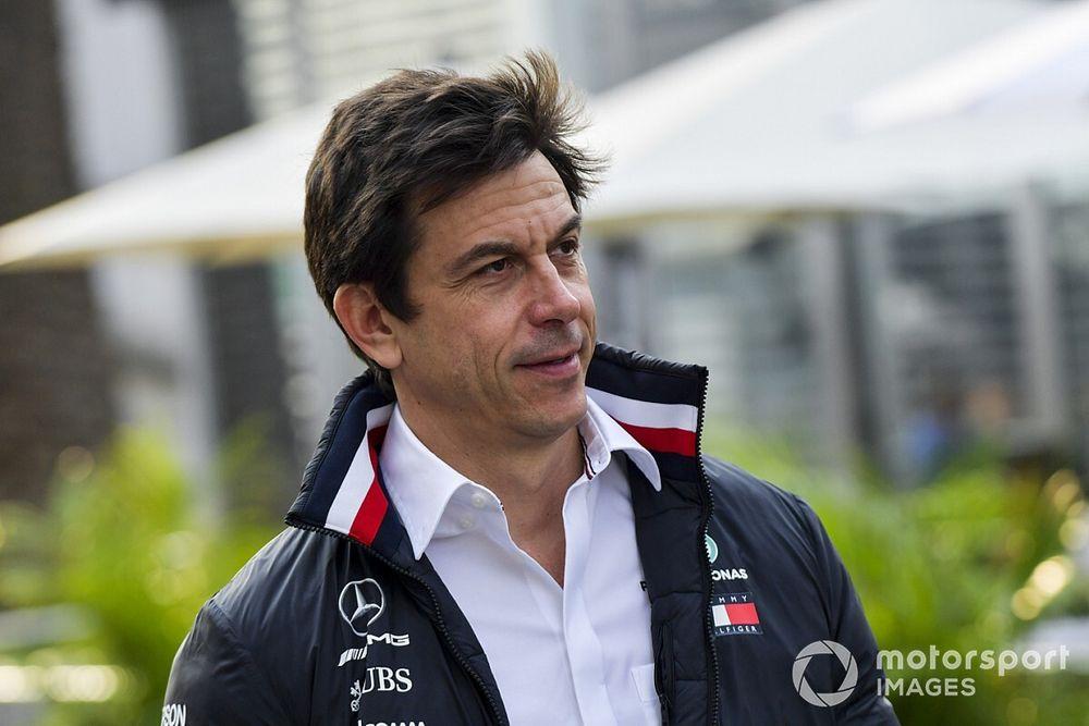 Wolff se perderá su primera carrera de F1 desde 2013