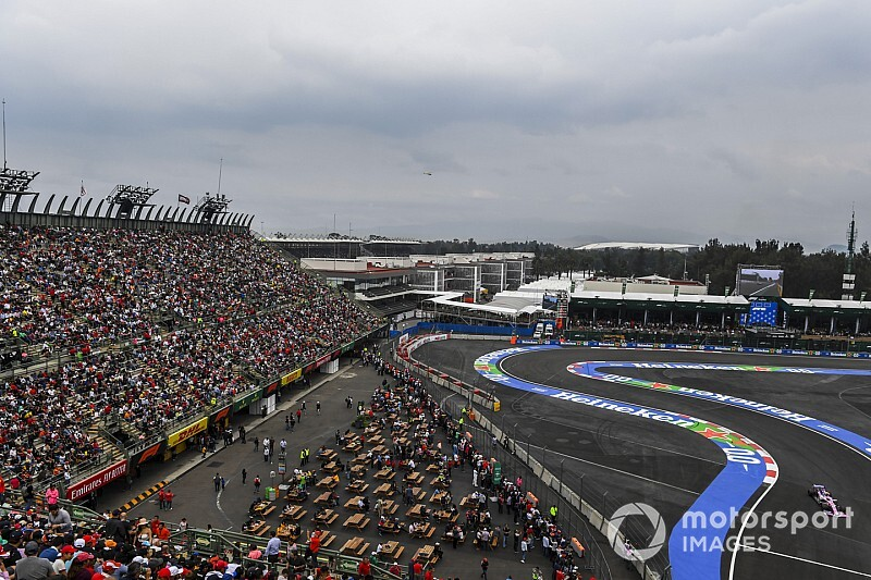 Netflix series boosts Mexico F1 ticket sales among women