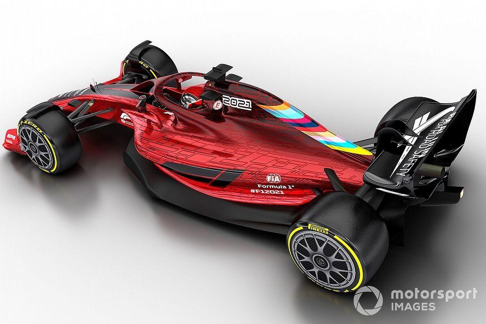 """Ferrari: 2021 regs """"good starting point"""", veto not ruled out"""