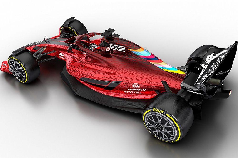 Equipes da F1 estão proibidas de desenvolver carro de 2022 nesse ano