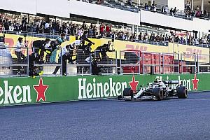 """日本大奖赛:博塔斯挫败维特尔美梦,梅赛德斯加冕""""六冠王"""""""