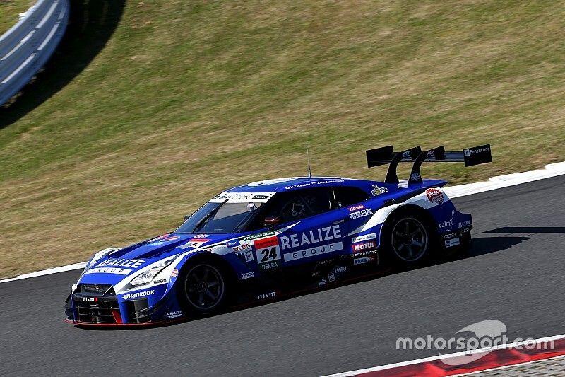Fuji Dream Race: Mardenborough tops Friday practice