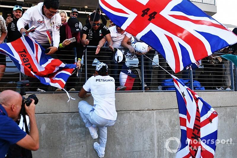 Hamilton nem túlzottan ünnepelte meg a 6. F1-es címét