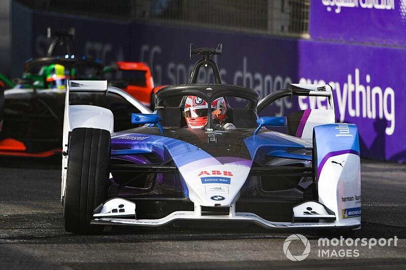 Diriyah E-Prix: Gunther perde il podio, penalizzato anche de Vries