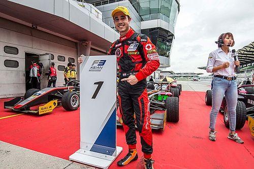 """Alders maakt indruk in Azië: """"Hoop op plek in F1-opleidingsteam"""""""