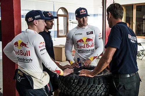 El Red Bull Junior Team del Dakar ya tiene pilotos