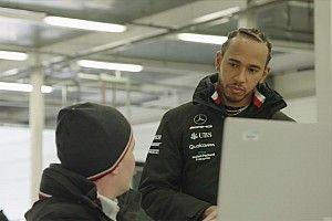 Comment les jeunes diplômés aident Mercedes avec les stratégies de course