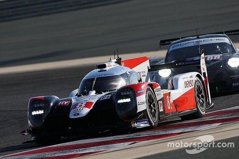 EL3 - Au tour de Toyota à Bahreïn, indécision pour les qualifs