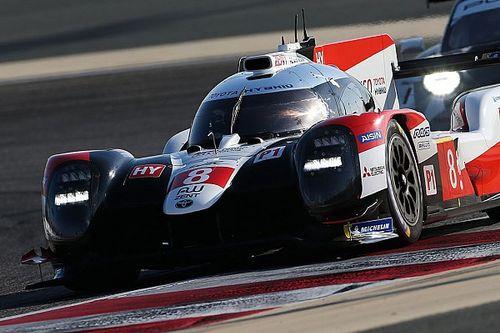 На квалификации в Бахрейне Toyota уступила и Rebellion, и Ginetta