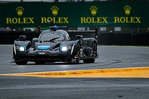 Cadillac manda después de seis horas, Montoya en top 4