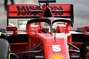 Ferrari se ve por detrás de Mercedes y Red Bull
