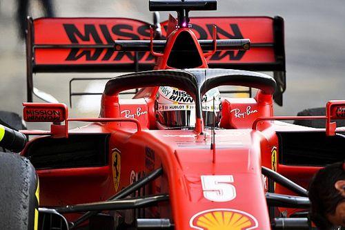 Vettel: un anno in Ferrari pensando solo a se stesso