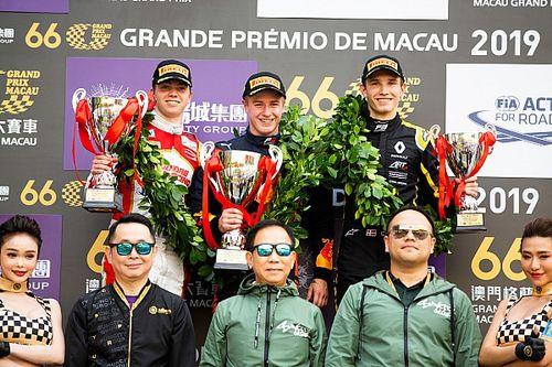 Vips gana la carrera de calificación en Macao