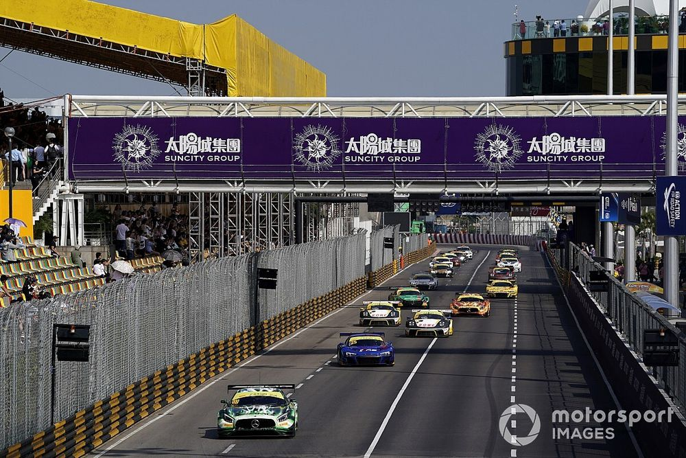 Macau Grand Prix: saltano FIA World Cup di F3 e GT