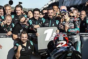 Quartararo logra su sexta pole del año en Valencia