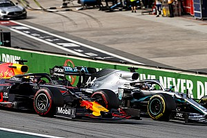 How Red Bull forced Mercedes into clumsiness