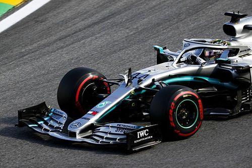 """Hamilton veut tirer les leçons d'un GP du Brésil """"sans retenue"""""""