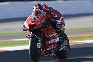 "Petrucci laments ""Murphy's law"" final race"