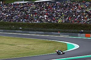 WK-stand na de MotoGP Grand Prix van Japan