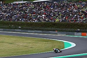 """MotoGP日本GPこぼれ話:中上貴晶、来季のマシンは? ミル、""""ストーナー・スタイル""""で成長"""