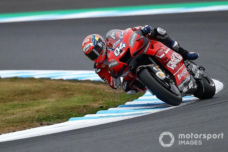 Déception et optimisme chez Ducati