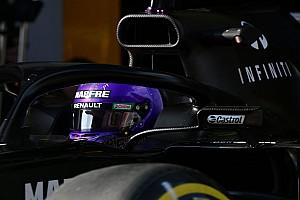 Újabb képek Ricciardo nagyon különleges F1-es sisakjáról