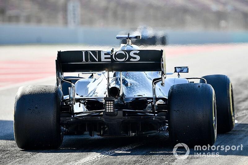 Testupdate 16u: Hamilton naar P1, Verstappen spint opnieuw