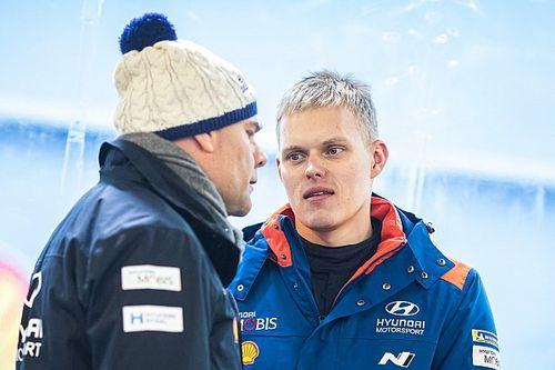 "WRC, Tanak: ""Hyundai 'regno' di Neuville, ma trattati alla pari"""