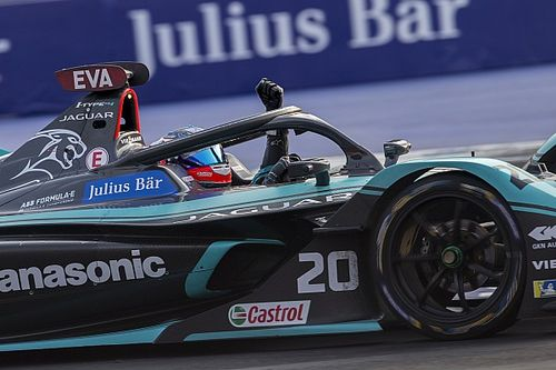 Mexico ePrix: Evans wint in Mexico-stad, Vandoorne gecrasht