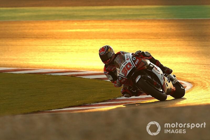 Galeria zdjęć: Testy MotoGP w Katarze - Dzień 1