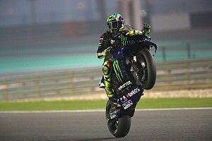 Rossi: Remek érzés látni a versenynaptárat