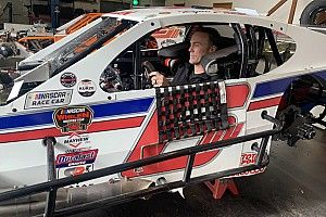 Kevin Harvick to test modified car at Martinsville Speedway