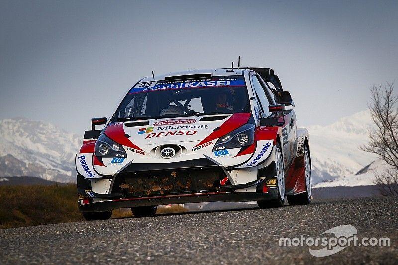WRC, Monte-Carlo, PS3: primo scratch con Toyota per Evans