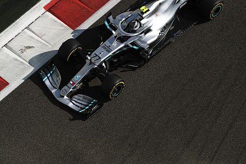 Bottas duplázott Abu Dhabiban, de nagyot csattant Grosjeannal a szabadedzésen