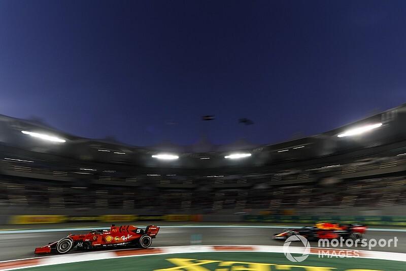 """Vettel: """"Umut ettiğim gibi bir yıl olmadı"""""""