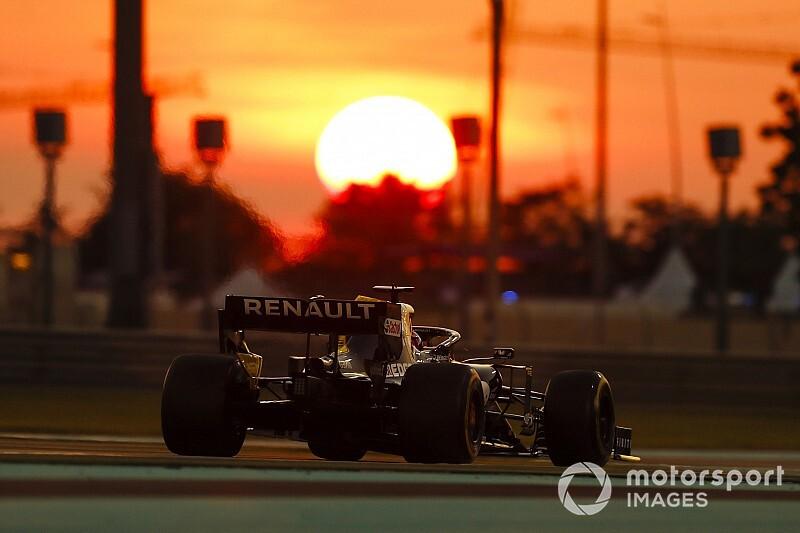 A Renault szerint az év elején egy jó F1-es autójuk volt