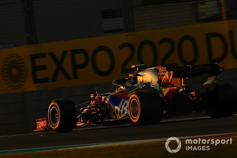 Fotogallery F1: la prima giornata di prove del GP di Abu Dhabi