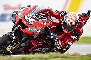 """Dovizioso: """"A Valencia Ducati vuole chiudere in bellezza"""""""
