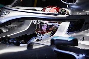 F1: Hamilton diz que Ferrari perdeu vantagem nas retas nos EUA