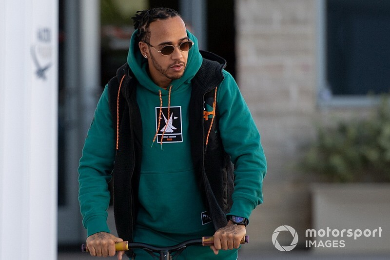 Hamilton, kariyerini Mercedes'te bitirmeyi hedefliyor