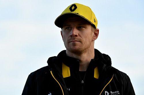 "Hulkenberg feels he is not ""leaving"" Formula 1"