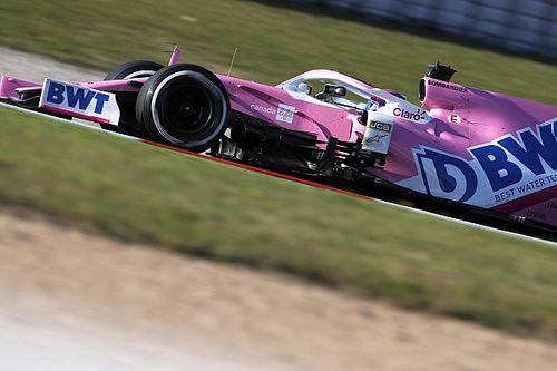 Sainz: Racing Point cache son vrai potentiel