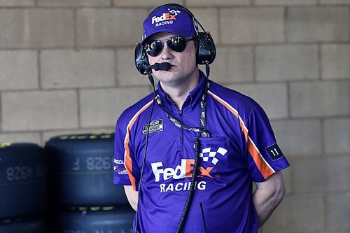 "Denny Hamlin is ""at the sweet spot of his career"" - Gabehart"