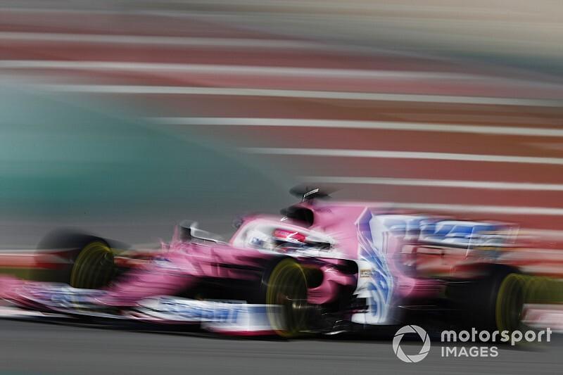 VÍDEO: Racing Point revela detalhes da 'Mercedes rosa' da F1 2020