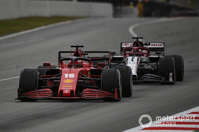 A Ferrari elismeri, nincs meg a tavalyi motorerejük