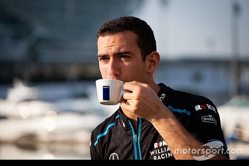 Lavazza sponsor Williams per supportare Latifi