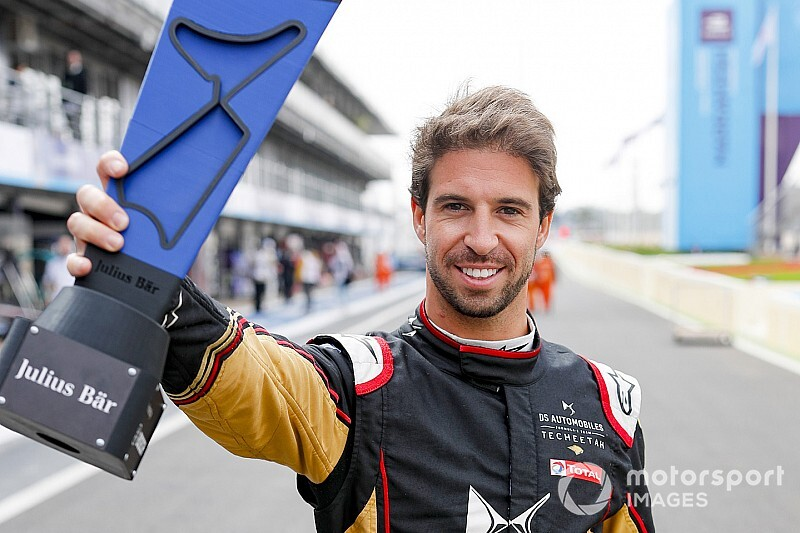 Marrakesh E-Prix: Da Costa takes first pole of 2019/20