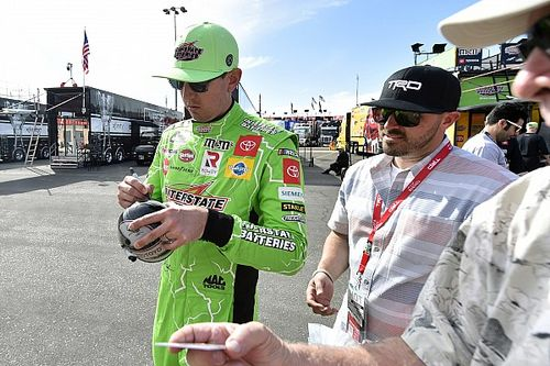NASCAR enacts restrictions due to coronavirus outbreak