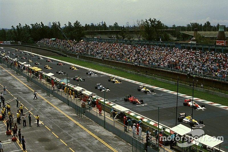 В Формуле 1 предложили вернуть правило 1990 года
